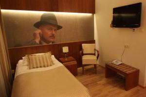 hotel golub - dobrzyn vabank pokoj jednosobowy