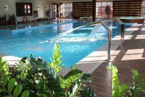 hotel vabank golub-dobrzyn spa osada basen